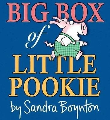 Big Box Of Little Pookie - New Hardcover Book