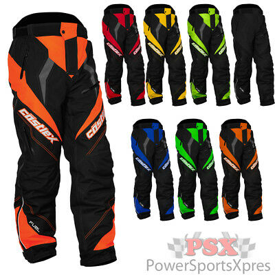 Castle X Fuel G5 Black Snowmobile Pants