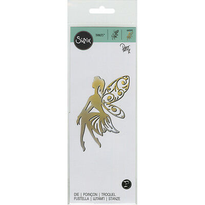 Sizzix Thinlits Die -Fanciful Fairy