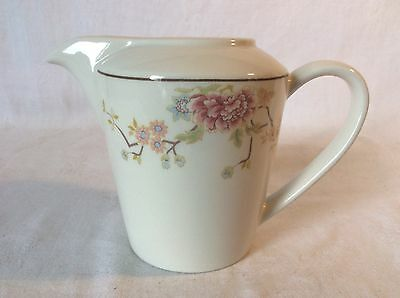 Lovely Milk/cream Jug By Steelite International With Floral Pattern