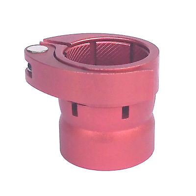 New Autococker Clamping feedneck Feed Neck (Red)