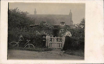 Bromyard posted House & Bicycle.