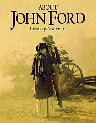 About John Ford, Anderson, Lindsay Paperback Book The Cheap Fast Free Post