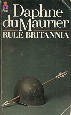 Rule Britannia by Du Maurier, Daphne Paperback Book The Cheap Fast Free Post