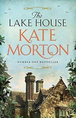 The Lake House by Morton, Kate Book The Cheap Fast Free Post