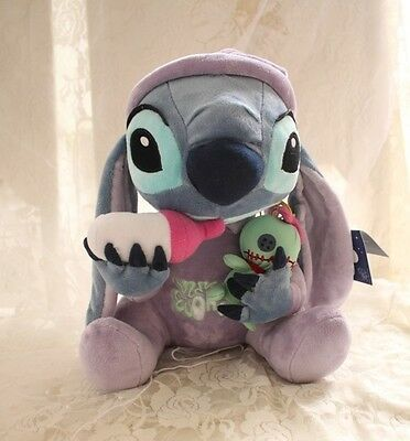 New Arrival Stitch Scrump Baby Nursing Bottle Stuffed Animal Plush Toy Doll Gift
