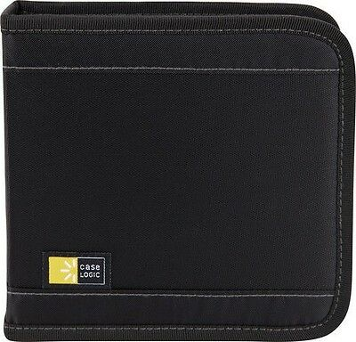 Case Logic CDW16 CD DVD wallet Caselogic CDW-16 NEW Carry Case BRAND NEW