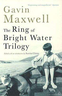 The Ring of Bright Water Trilogy: Ring of Bright ... by Maxwell, Gavin Paperback