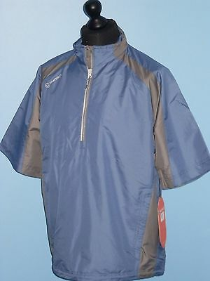Sunice Golf BELLEN 3614 Water Repellent wx-Tech Mens S/S Wind Jacket LGE 42/44