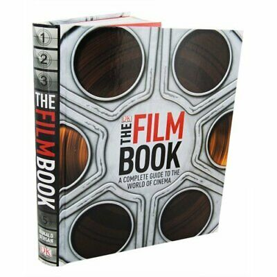 The Film Book by DK Book The Cheap Fast Free Post