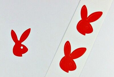 BUNNY TANNING STICKER 100 Stickers Scrapbooking Crafts