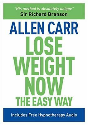 Lose Weight Now: The Easy Way by Allen Carr Paperback Book The Cheap Fast Free