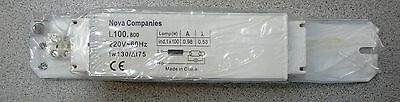Tanning Bed parts Ballast 100w 220V # 10120 P00361 Choke replaces cosmo wolff