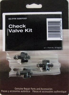 Wagner Spraytech HVLP Check Valve Kit 0297051