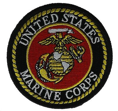 United States Marine Corps 3 inch patch HFL20D22