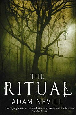The Ritual, Nevill, Adam Book The Cheap Fast Free Post