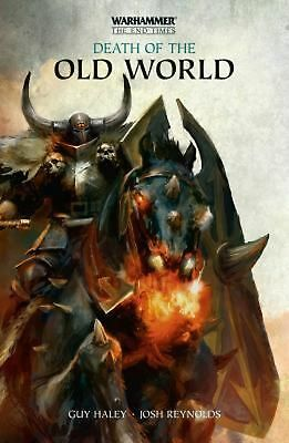 Death of the Old World by Guy Haley Paperback Book (English)