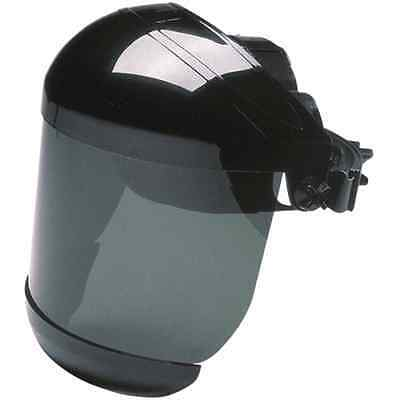 MSA BLACK EAGLE FACESHIELD GREEN SHADE 5 (welding lens )