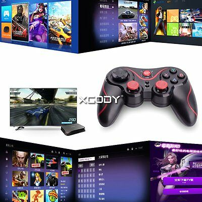 Terios T3 wireless Bluetooth Game Controller Gamepad For Android PC Pad New