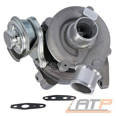 Abgas-Turbo-Lader Toyota Avensis Verso Bj 01-05 Previa Bj 01-06 2.0 D-4D