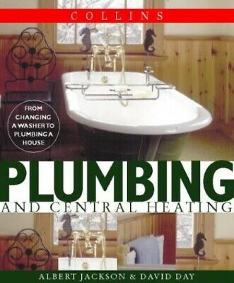 Plumbing and Central Heating by Day, David Paperback Book The Cheap Fast Free