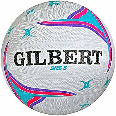 034464 Gilbert Outdoor APT Training Netball - Size 4 and 5