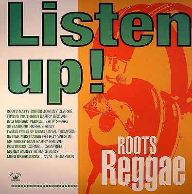 Various Artists - Listen Up! Roots Reggae NEW VINYL LP £10.99