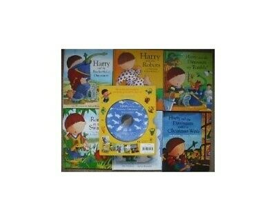 Harry and the dinosaurs book collection by Whybrow, Ian Book The Cheap Fast Free