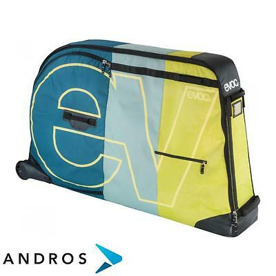 EVOC BIKE TRAVEL BAG 280l TEAM  - borsa per bicicletta Multicolore