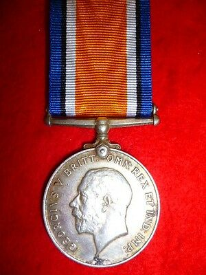 WW1 British War Medal to Military Foot Police
