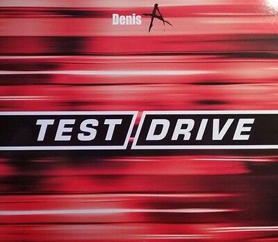 "Denis A  ""Test Drive / Free Fall/ One Way Ticket"" * dar013"