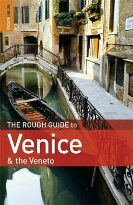 The Rough Guide to Venice & the Veneto by Buckley, Jonathan Paperback Book The