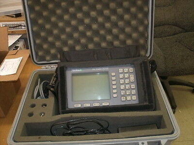 Anritsu Site Master Model S251B Antenna & Cable Analyzer With Hard Case & Acc