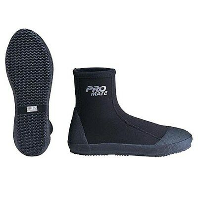 Promate 5mm America Scuba Diving Wading Fishing Water Sports Pull-On Boots