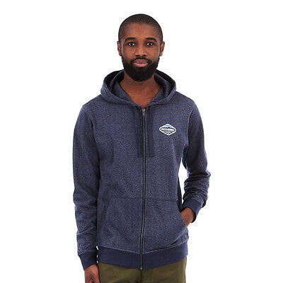 Patagonia - Fitz Roy Crest Lightweight Full Zip-Up Hoodie Navy Blue Kapuzenjacke