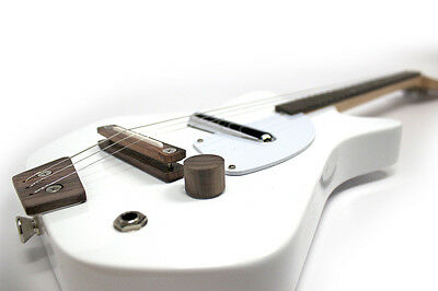 One New Electric Loog 3 String Guitar - Many Colors To Choose From