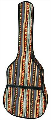 New Full Size Hippie Bag Acoustic Guitar Soft Case Gig Bag