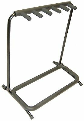 Gk Gs5000 Premium 5 Guitar Stand - Great For Acoustic Or Electric Guitars