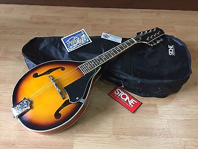 "New Rt-M1 Morgan Monroe Rocky Top ""a"" Style Mandolin With Free Gig Bag"