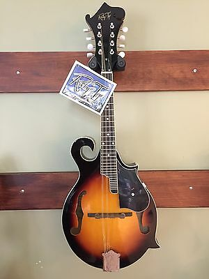 "NEW MORGAN MONROE ROCKY TOP ""F"" STYLE MANDOLIN w/ FREE GIG BAG"
