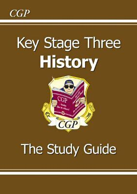 KS3 History Study Guide: The Study Guide by CGP Books Paperback Book The Cheap
