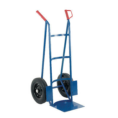 Rough Terrain Hand Truck Blue /Orange 383373