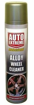 Top Quality Auto Extreme 300ml Alloy Steel Plastic Wheel Cleaner Spray Fine Look