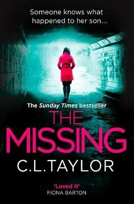 The Missing by Taylor, C.L. Book The Cheap Fast Free Post