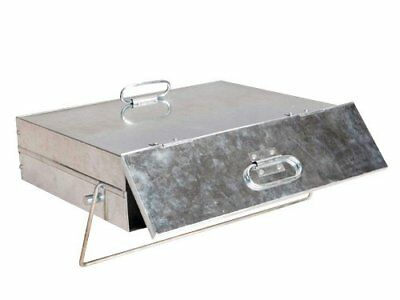 Manor Quality Ash Carrier Safe Removal of Hot & Cold Ashes From FirePlace Grate