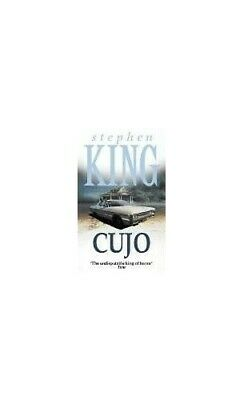 CUJO by Stephen King Paperback Book The Cheap Fast Free Post