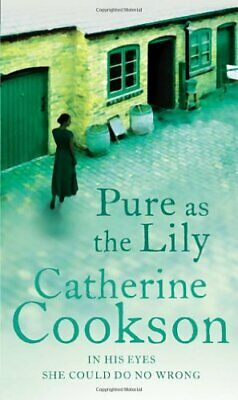 Pure As The Lily by Cookson, Catherine Paperback Book The Cheap Fast Free Post