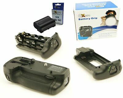 Ex-Pro� Power Grip KIT MB-D15 + 1 x EN-EL15 Ex-Pro Battery for Nikon D7100