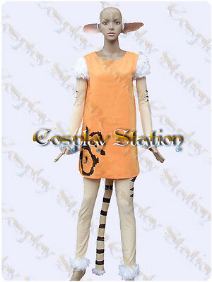 Escaflowne Merle Cosplay Costume_commission701