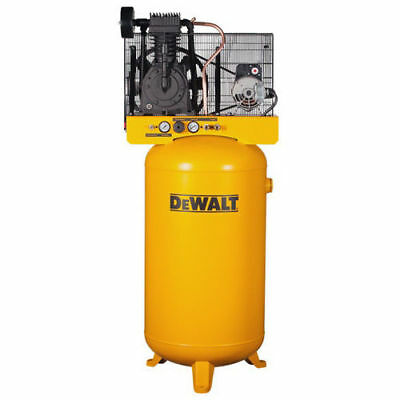 DEWALT 5 HP 80 Gallon TOPS Oil-Lube Air Compressor w/Panel DXCMV5048055 New